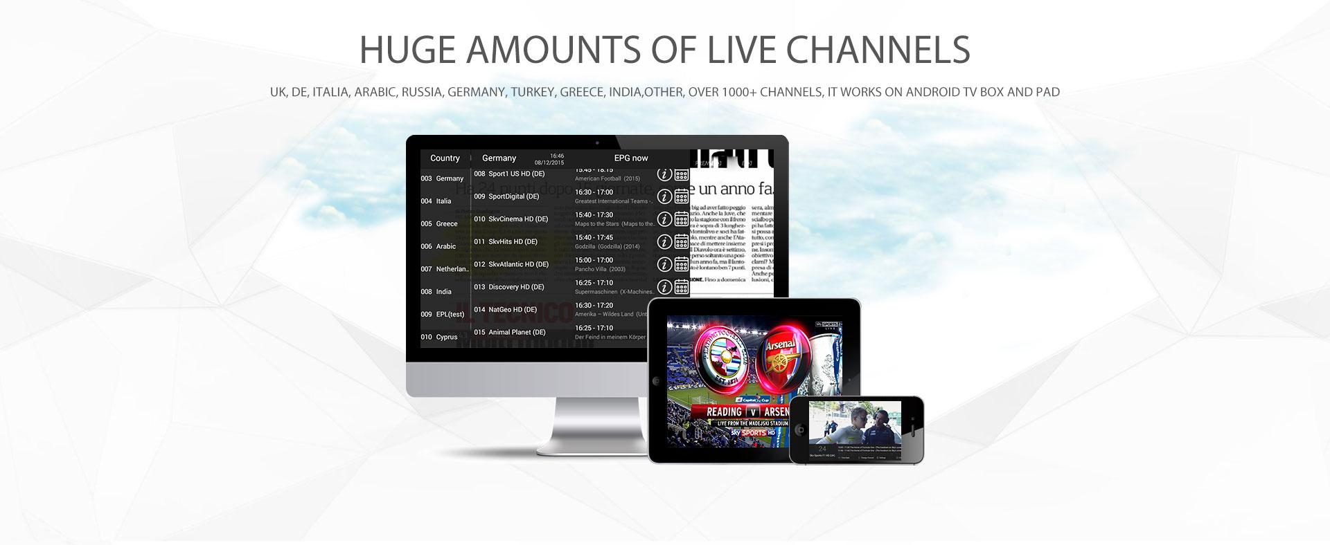 iView HD | Enjoy Expat Live TV